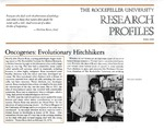 Oncogenes: Evolutionary Hitchhikers: [Dr. Hidesaburo Hanafusa]