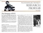 The Potentate of P.I.O. : [Judith Schwartz] by Marc Kaplan and Deborah Edelman