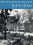 The Rockefeller Institute Review 1964, vol. 2, no. 1 by The Rockefeller University