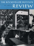 The Rockefeller Institute Review 1964, vol. 2, no. 4
