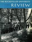 The Rockefeller University Review 1965, vol. 3, no. 3