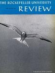 The Rockefeller University Review 1965, vol.3, no. 4