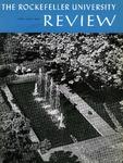 The Rockefeller University Review 1966, vol. 4, no. 3