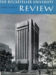 The Rockefeller University Review 1967, vol. 5, no. 5