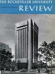 The Rockefeller University Review 1967, vol. 5, no. 5