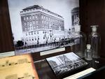 The Evolving Campus exhibit, details by The Rockefeller University