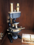 Binocular Microscope by The Rockefeller University
