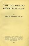The Colorado Industrial Plan