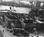 Construction site. View no. 12, July 1968 by The Rockefeller University