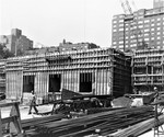 Construction site. View no. 14, August 1968 by The Rockefeller University