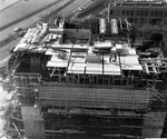 Construction site. View no. 27, November 1968 by The Rockefeller University