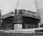 Construction site. View no. 28, November 1968 by The Rockefeller University