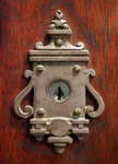 Main Reading Room, door lock